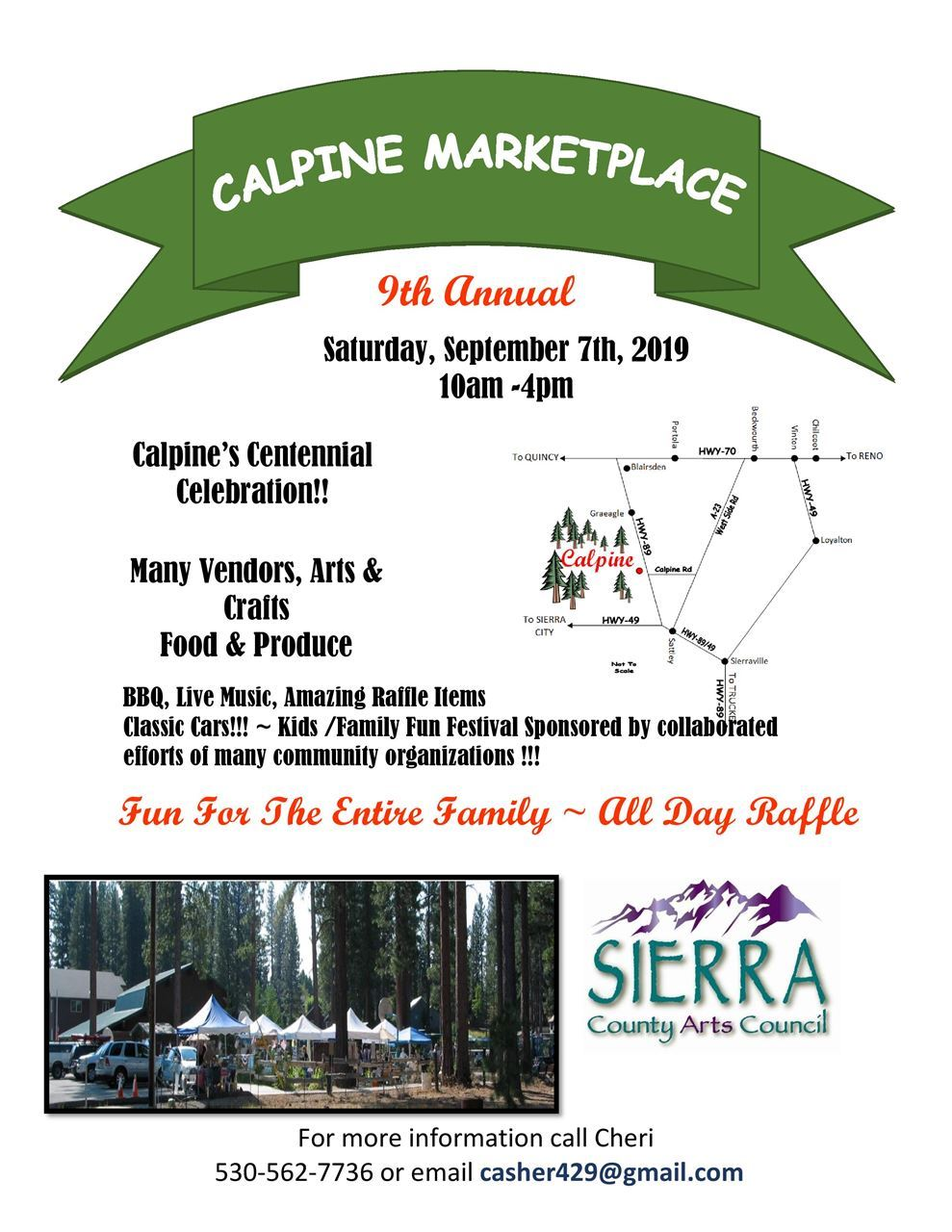 Sierra County Chamber of Commerce - Events